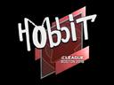 Sticker | Hobbit | Boston 2018