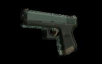 Souvenir Glock-18 | Groundwater (Minimal Wear)