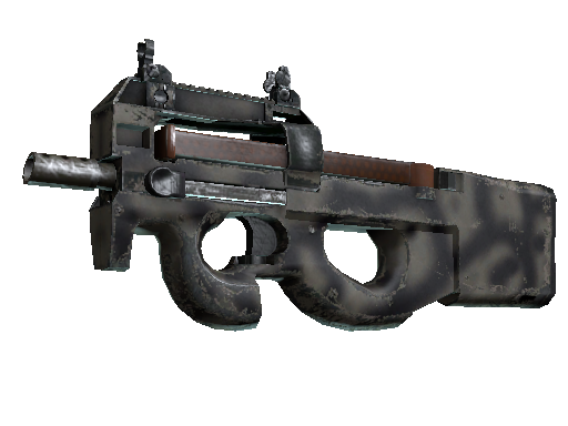 Souvenir P90   Scorched (Field-Tested)