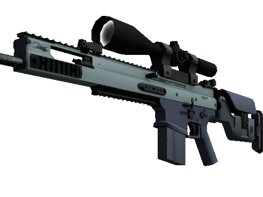 Souvenir SCAR-20   Storm (Minimal Wear)