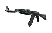 AK-47 | Emerald Pinstripe (Factory New)