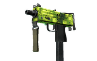 Souvenir MAC-10 | Nuclear Garden (Field-Tested)