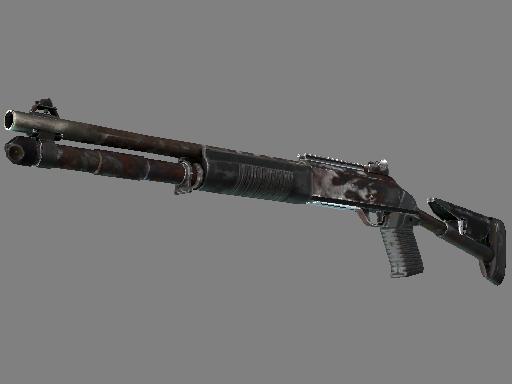 XM1014 | Oxide Blaze (Battle-Scarred)