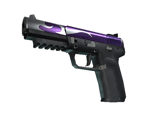 StatTrak™ Five-SeveN   Flame Test (Factory New)