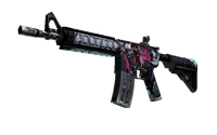 M4A4 | Neo-Noir (Well-Worn)