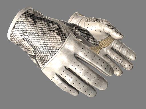 ★ Driver Gloves   King Snake (Minimal Wear)