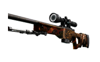 AWP | Mortis (Battle-Scarred)