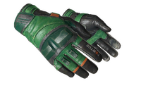 ★ Moto Gloves | Turtle (Well-Worn)