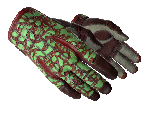 ★ Sport Gloves | Bronze Morph (Minimal Wear)