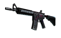 StatTrak™ M4A4 | Neo-Noir (Battle-Scarred)