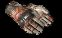 ★ Moto Gloves | POW! (Well-Worn)