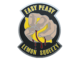 Easy Peasy Pin