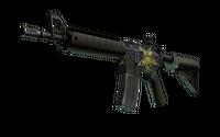 M4A4 | Zirka (Minimal Wear)
