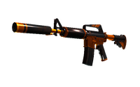 StatTrak™ M4A1-S   Atomic Alloy (Factory New)