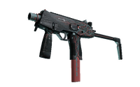 MP9 | Capillary (Field-Tested)
