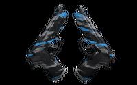 Dual Berettas | Shred (Minimal Wear)