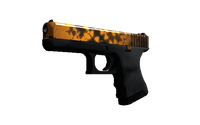 Souvenir Glock-18 | Reactor (Factory New)