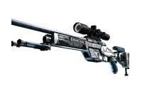 SSG 08   Ghost Crusader (Field-Tested)