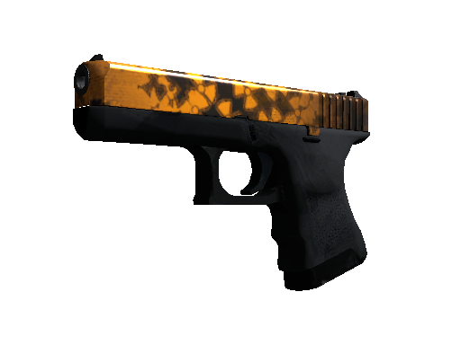 Souvenir Glock-18 | Reactor (Minimal Wear)