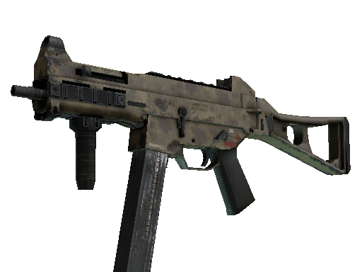 UMP-45 | Mudder (Field-Tested)