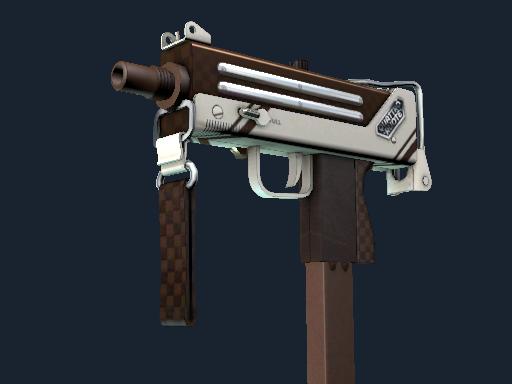 MAC-10   Calf Skin (Minimal Wear)