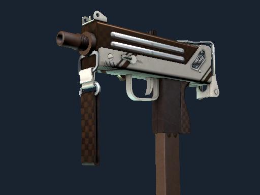 MAC-10   Calf Skin (Well-Worn)