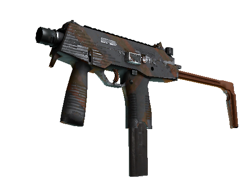 MP9 | Slide (Well-Worn)