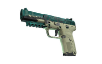 Five-SeveN | Coolant (Well-Worn)