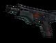 MAG-7 | Core Breach (Battle-Scarred)
