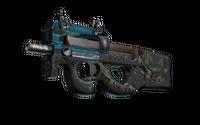 P90 | Facility Negative (Battle-Scarred)