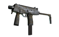 Souvenir MP9 | Sand Dashed (Battle-Scarred)