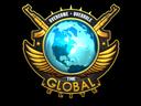 Sticker | Global Elite (Foil)