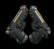 Dual Berettas   Наемник (Немного поношенное)