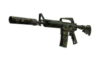 M4A1-S | Boreal Forest (Minimal Wear)