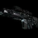 SCAR-20   Углепластик