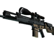 SCAR-20 | Наемник (После полевых испытаний)