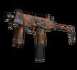 MP9 | Orange Peel (Field-Tested)