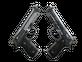 Dual Berettas   Contractor (Battle-Scarred)