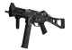 UMP-45 | Urban DDPAT (Battle-Scarred)