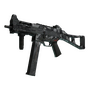 UMP-45   Urban DDPAT (Battle-Scarred)