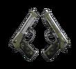 Dual Berettas | Колония (Закаленное в боях)