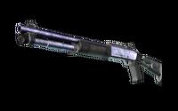 XM1014   Blue Steel (Battle-Scarred)