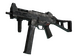 UMP-45 | Gunsmoke (Battle-Scarred)