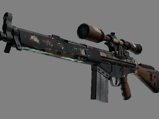 G3SG1 | Desert Storm (Battle-Scarred)