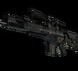 SCAR-20 | Песчаная сетка (Закаленное в боях)