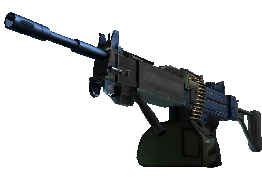 Negev   Anodized Navy (Factory New)