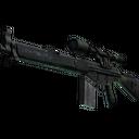 G3SG1 | Jungle Dashed (Battle-Scarred)