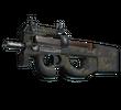 P90 | Песчаное напыление (Закаленное в боях)