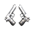 Dual Berettas | Патина (Немного поношенное)