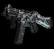 UMP-45 | Пиксельный камуфляж «Город» (Немного поношенное)